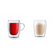 Cups, glasses (4)